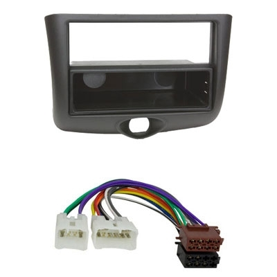 radioblende toyota yaris 1999 bis 2003 inkl radioadapter. Black Bedroom Furniture Sets. Home Design Ideas