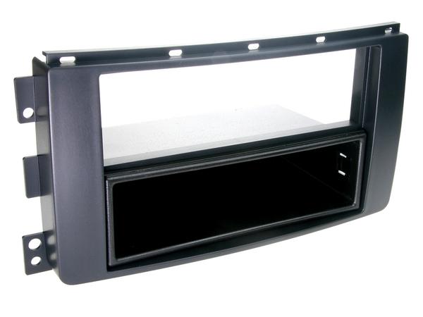 smart fortwo 451 forfour 454 radioblende radio blende. Black Bedroom Furniture Sets. Home Design Ideas